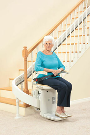 Senior chair lifts for stairs